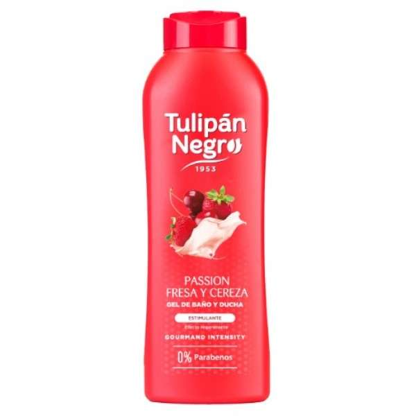 Tulipan Negro Gel Red Fruit 720 ml