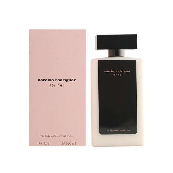 Narciso rodriguez for her leche corporal 200ml