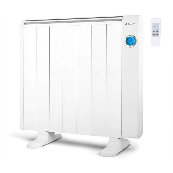 Orbegozo rre-1310a radiador 1300w programable de bajo consumo