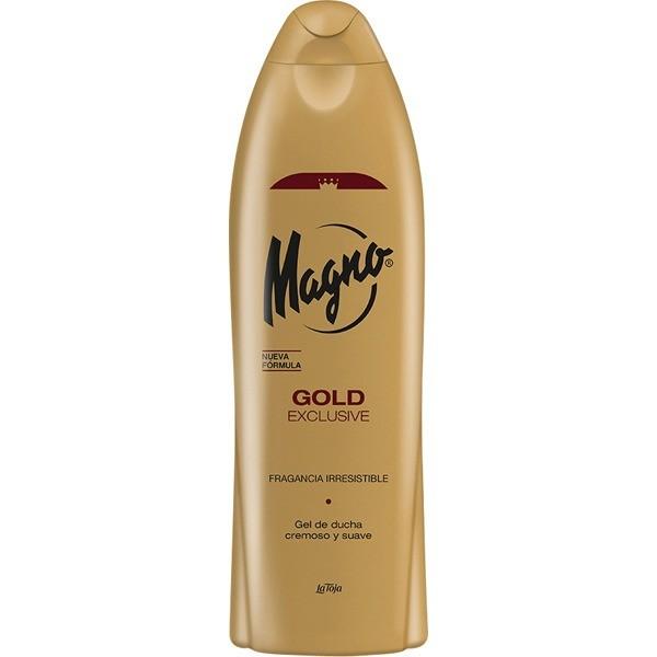 Magno gel de ducha Gold 550 ml