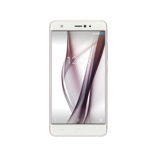 Bq aquaris x blanco rosa móvil 4g 5.2'' ips fhd/8core/32gb/3gb ram/16mp/8mp