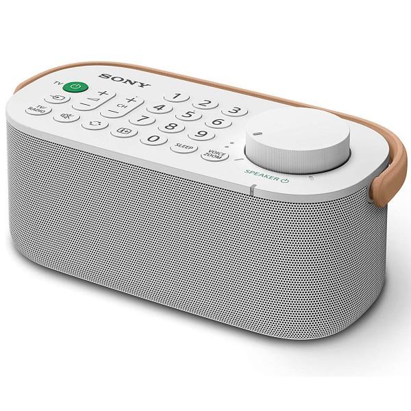 Sony srs-lsr200 blanco altavoz inalámbrico para tv y mando a distancia