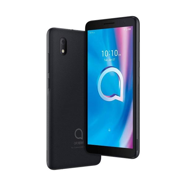 Alcatel 1b negro móvil 4g dual sim 5.5'' ips hd+ quadcore 16gb 2gb ram cam 8mp selfies 5mp