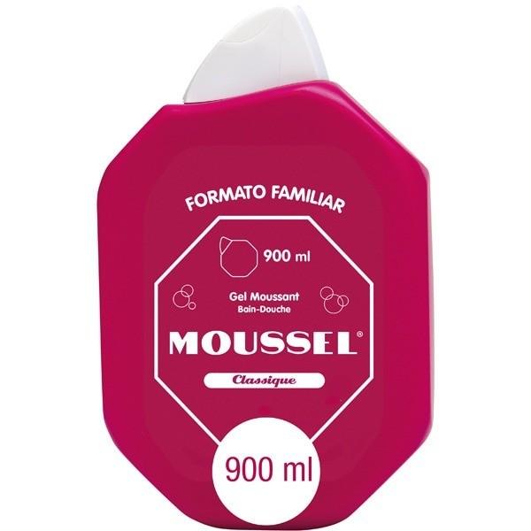 Moussel gel de ducha Classique 900 ml