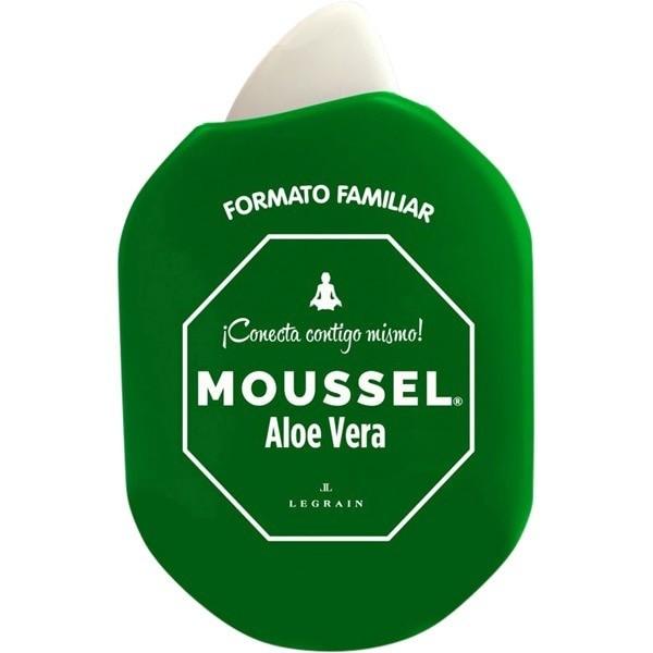 Moussel gel de ducha Aloe Vera 900 ml