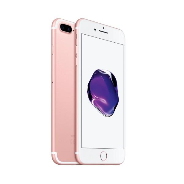 "Apple iphone 7 plus reacondicionado (cpo) rosa dorado (rose gold) / 3+256gb / 5.5"""